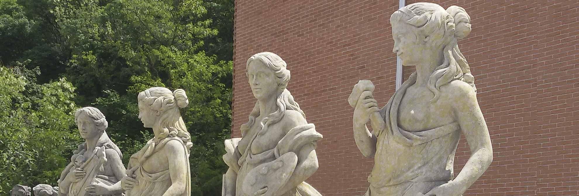 Statue e sculture classiche in pietra di vicenza for Ercole farnese 2017
